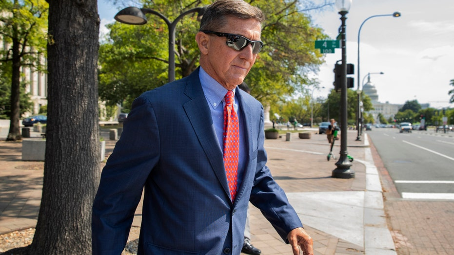 Media furor as Flynn case dropped