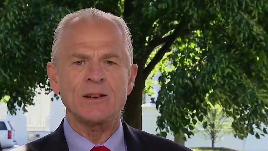 Navarro: China inflicted trillions in damages, should be compensation