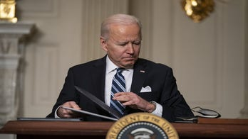 Biden redirecting Trump's $30 billion fund used for farmers impacted by trade war