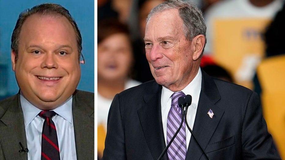 Chris Stirewalt: Mike Bloomberg has thrown a wet blanket over the rise of Buttigieg, Klobuchar