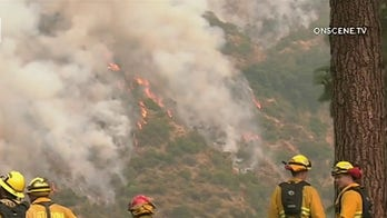 Bobcat Fire in Southern California burns more than 36,000 acres