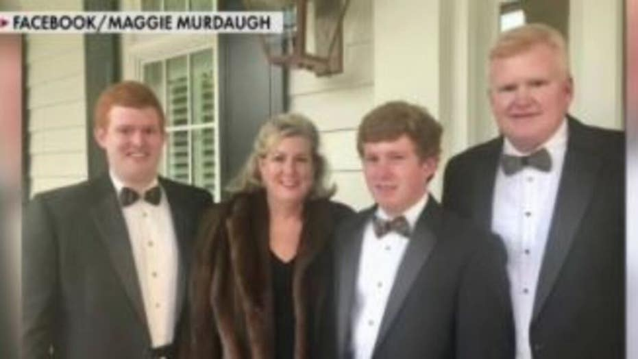 Alex Murdaugh bond set in alleged insurance fraud scheme, as deaths of wife and son remain unsolved
