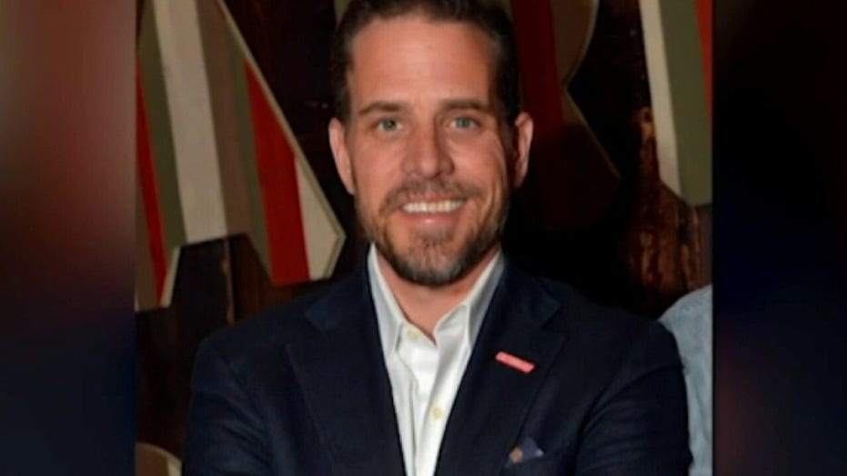 Hunter Biden still owns 10% 중국 사모 펀드 지분, documents show