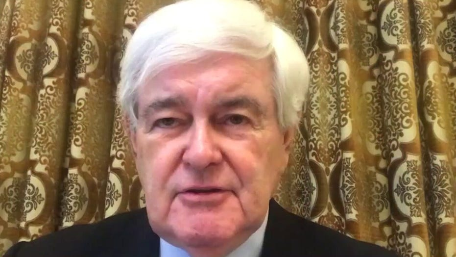 Newt Gingrich: Coronavirus crisis makes some leaders believe they have god-like decision-making capacity