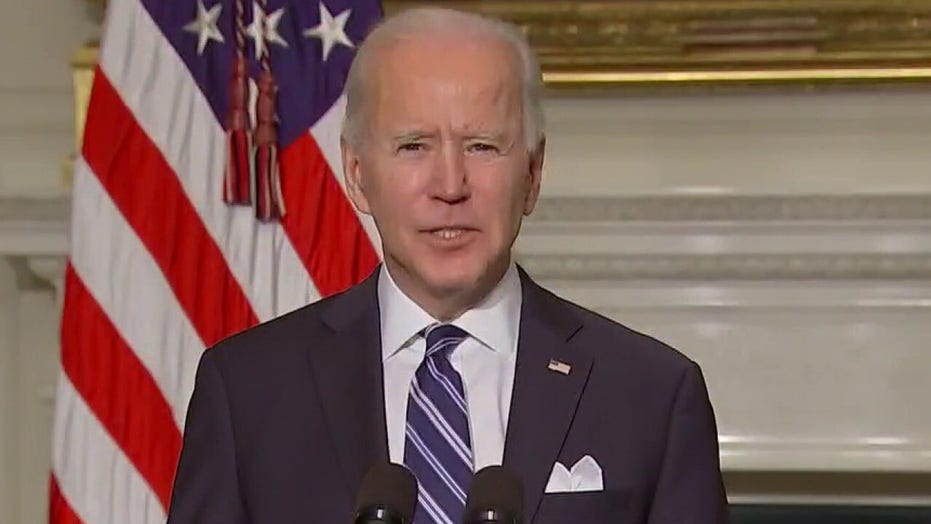 Biden pushes green energy agenda after campaign donations from green industry