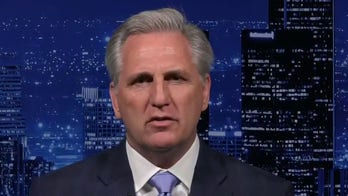 McCarthy reacts after Guard members banished to parking garage