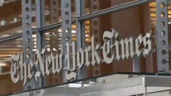 New York Times editor lampooned after claiming paper will cover Biden 'just as thoroughly' as Trump