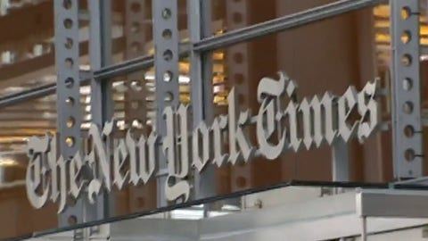 'Chasm' between old-fashioned journalists and 'woke' staffers at the NY Times: Kurtz