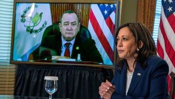 Harris blames refusal to visit the border on COVID-19