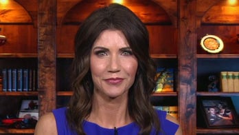 Kristi Noem addresses Cuomo's sexual harassment allegations