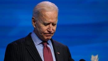 Sen. Lindsey Graham: Biden's presidency is a disaster for America