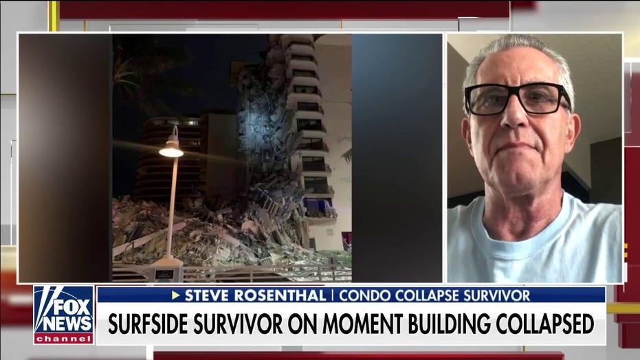 Crollo del condominio di Miami: Family still getting mysterious phone calls from missing grandparents