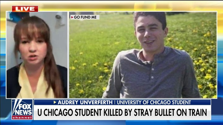 U. of Chicago student on peer who was killed by stray bullet: 'Viciously and senselessly gunned down'