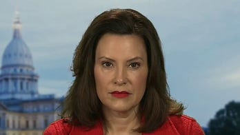 Michigan's Whitmer says lack of national strategy has created 'porous situation' for coronavirus to spread