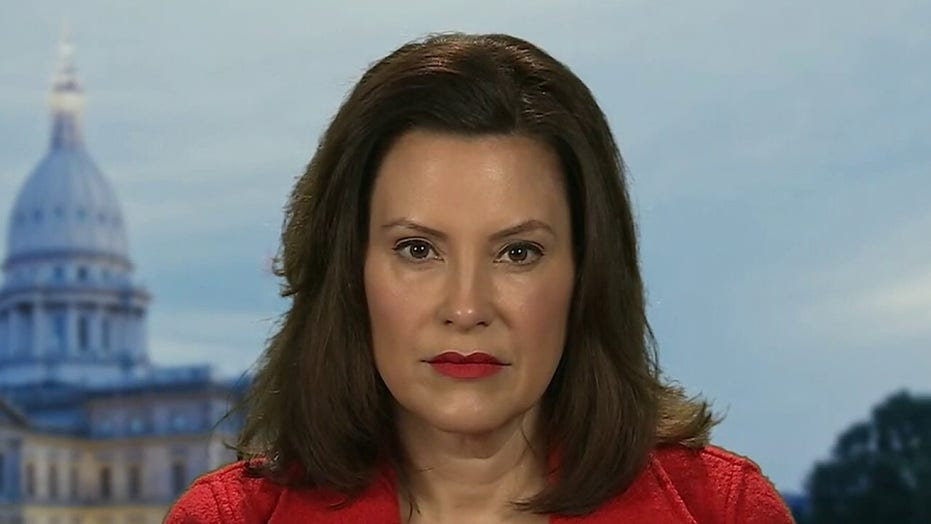 That Woman from Michigan T-Shirt Phrase used by Trump to avoid naming Governor Gretchen Whitmer