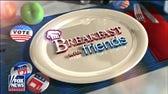 Todd Piro has 'Breakfast with Friends' in Long Branch, NJ
