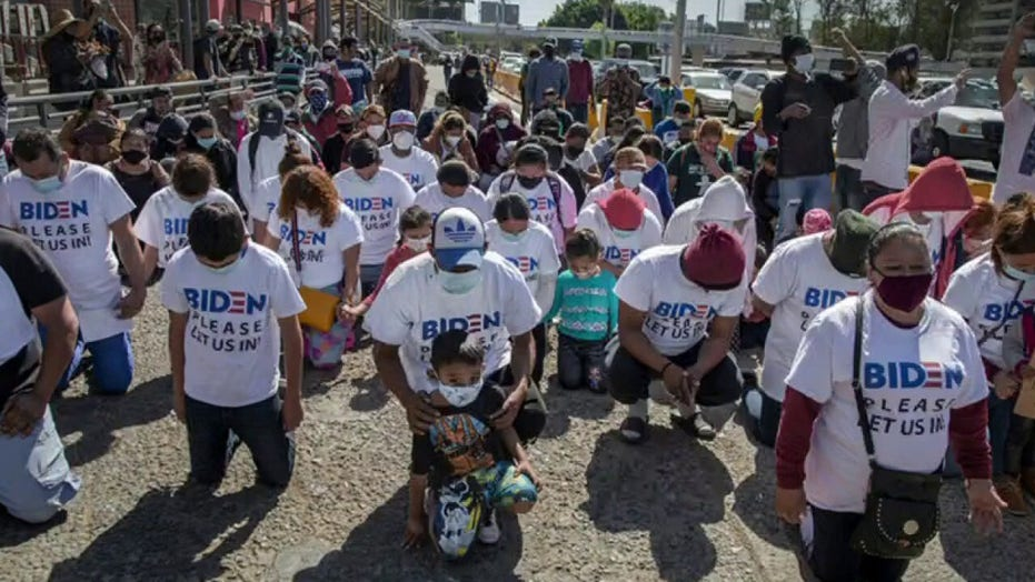 Surge of unaccompanied minors at border occurring because Biden sending 'wrong message': Wolf