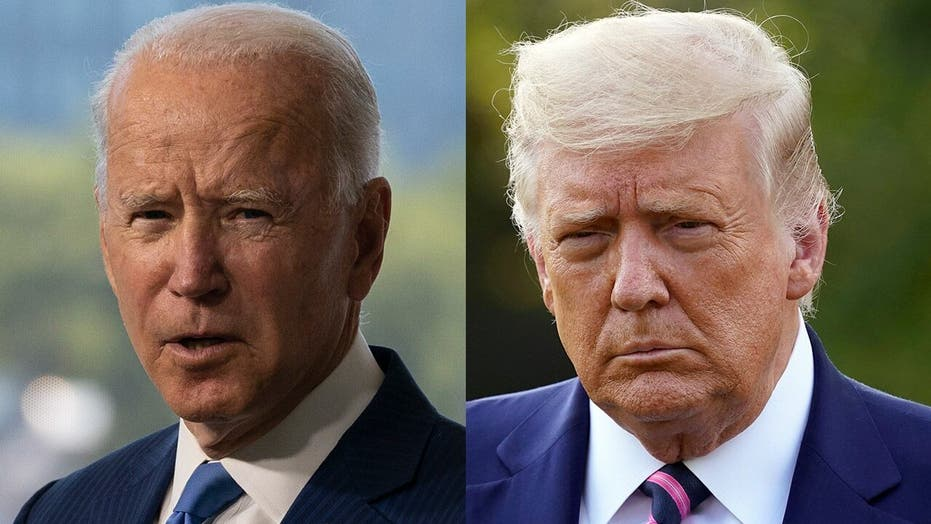 Biden widens lead in Michigan, Wisconsin, but many swing voters favor Trump