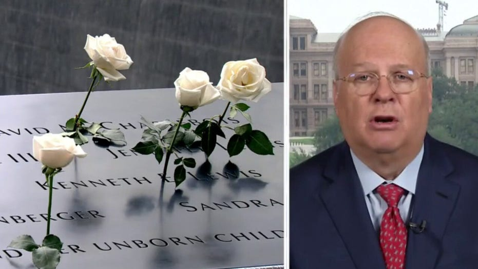 Emotional Karl Rove recalls aftermath of 9/11 attacks: 'A horrible moment in our life'