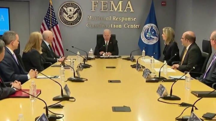 Biden fumbles FEMA remarks, celeb commencement speeches turn musical