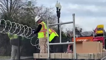 DC locks down ahead of Biden inauguration