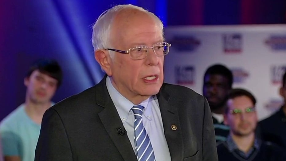 Bernie Sanders on attacks from Hillary Clinton: Unlike Secretary Clinton, I don't want to relive 2016