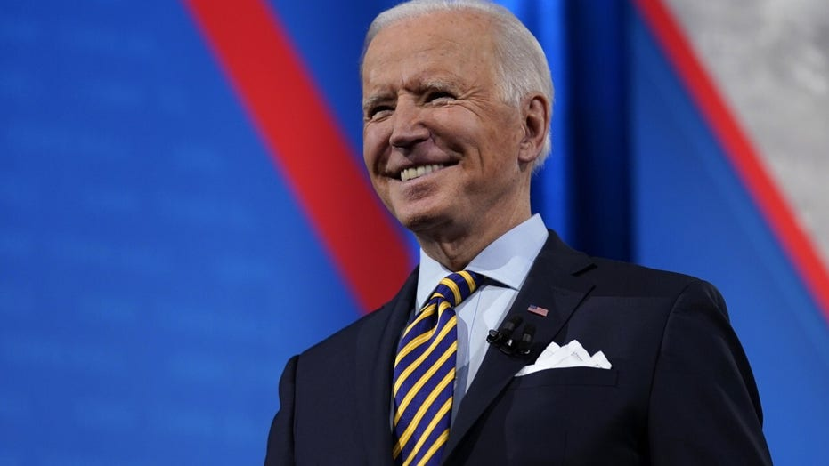 Biden has not yet scheduled a date for first address to a joint session of Congress