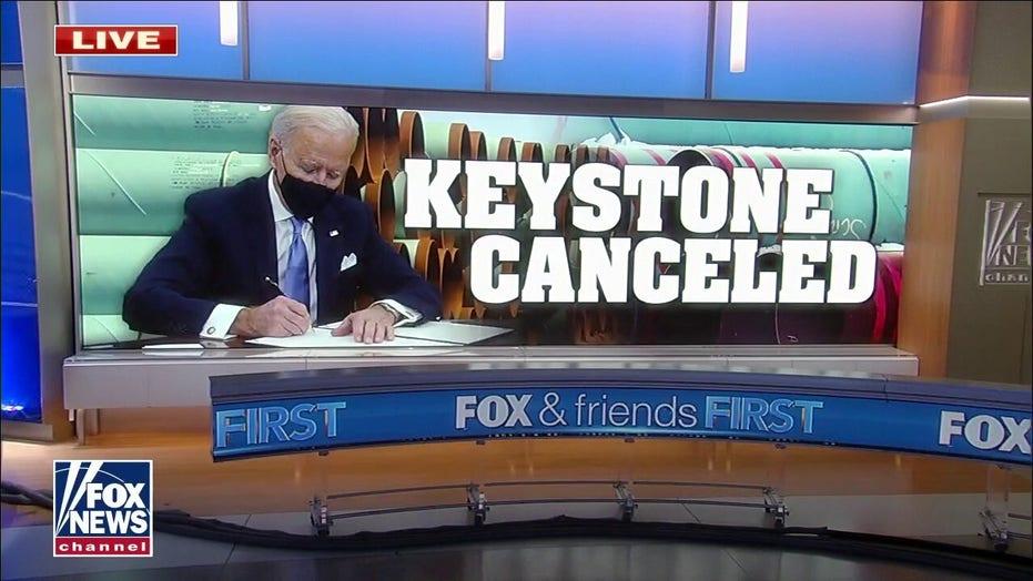 Developer officially cancels Keystone XL Pipeline