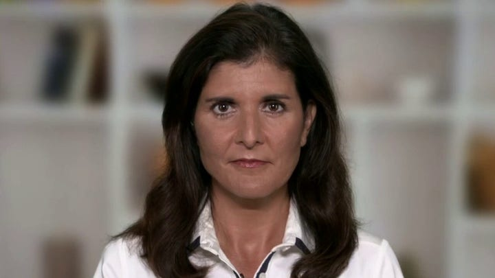 Nikki Haley blasts Biden's Afghanistan 'humiliation': 'What is wrong with America?'