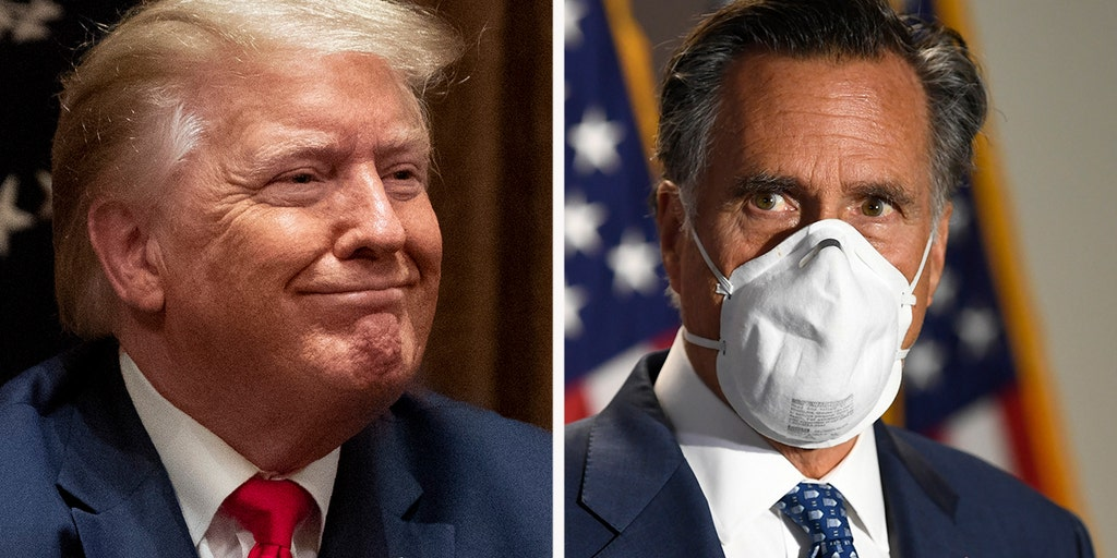 Romney accuses Trump of 'historic corruption' after Roger Stone commutation