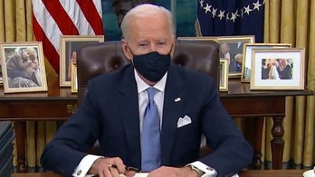 Biden reverses Trump administration's immigration security measures