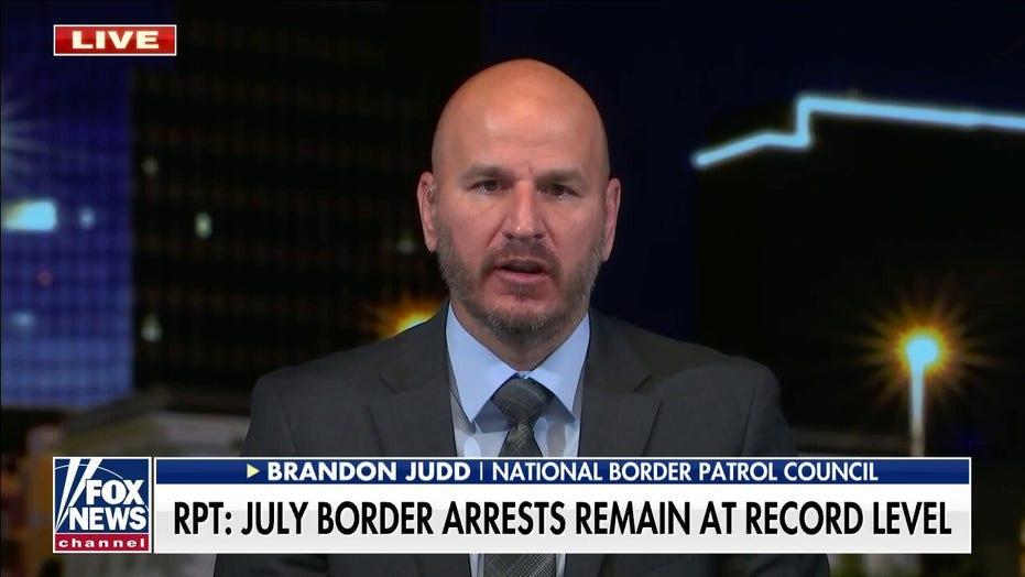 Biden admin hiding true extent of border crisis from Americans: Brandon Judd
