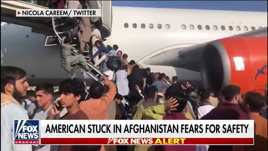 Biden suggests 'chaos' in Afghanistan withdrawal was inevitable despite  predicting no 'Saigon' moment in July | Fox News