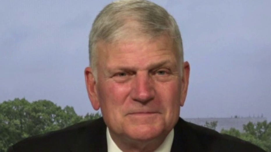 Franklin Graham to lead DC prayer march: 'Only God can fix the problems' in our nation
