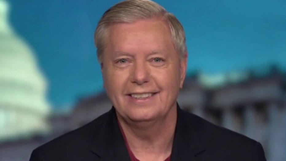 Graham: If you don't like the trajectory of the country, vote in 2022