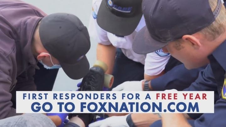 Fox Nation honors active First Responders with free one-year subscription