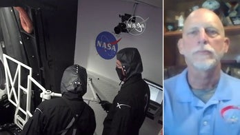 Former astronaut Clayton compares SpaceX capsule to NASA shuttle