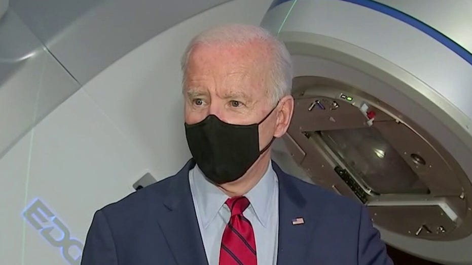 Biden to target 'ghost guns,' stabilizing braces in new gun control actions