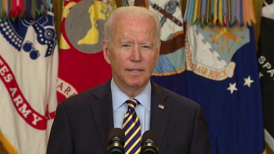 'Special Report' panel on Biden pulling troops from Afghanistan
