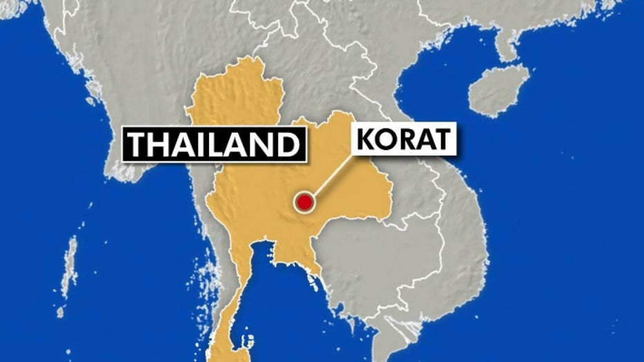 Suspected Thai soldier kills at least 20 people in Thailand shooting spree
