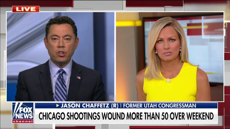 Chaffetz: Dems have more power than they've ever had and crime keeps getting worse