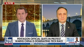 Pentagon official resigns in protest over US lagging behind China in AI race