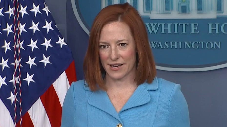 Psaki refuses to say if Biden thinks reconciliation should replace regular order in Senate
