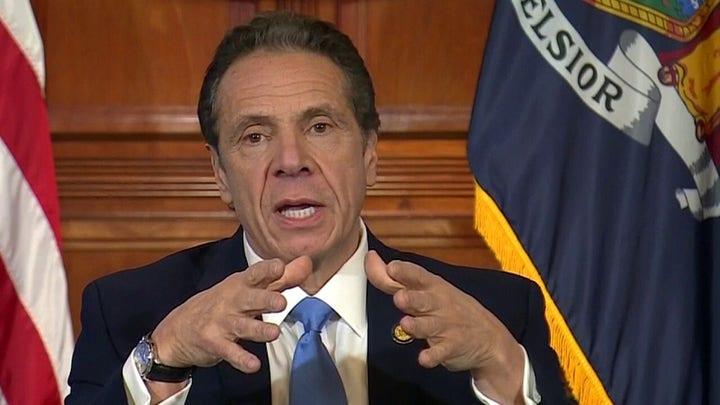NY Gov. Cuomo: We will be closing all schools