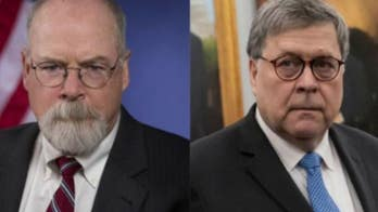 Barr appoints John Durham as special counsel to investigate origins of Russia probe