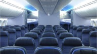 How are plane seats disinfected?
