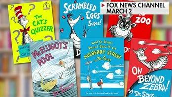 Media uproar over Dr. Seuss