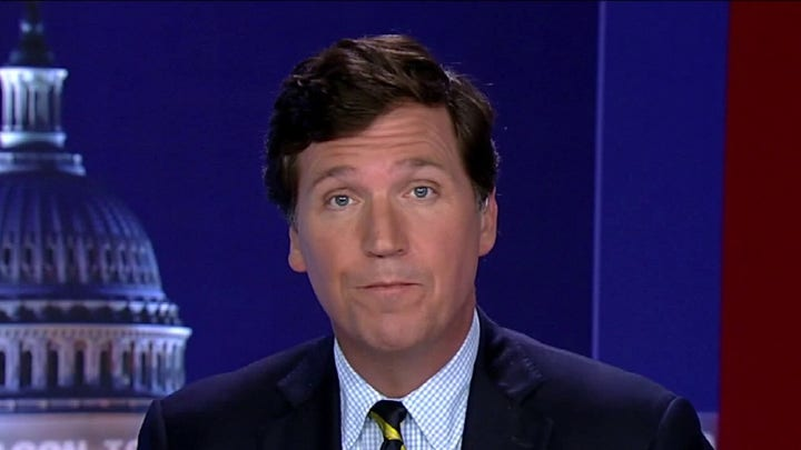 ICE confirms Tucker's report on flights of illegal immigrants from military airport
