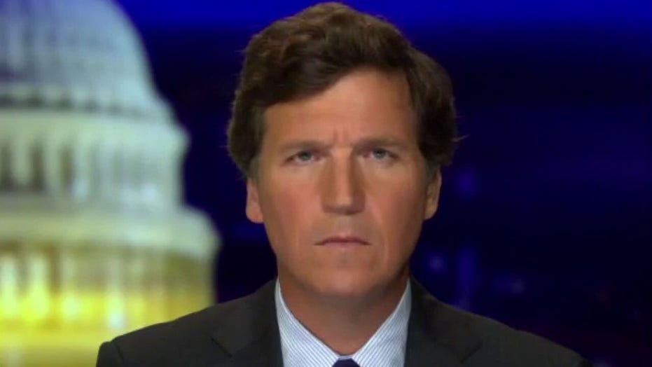 Tucker Carlson: Joe Biden and his gun-grabbing, open-borders, soft-on-China advisers
