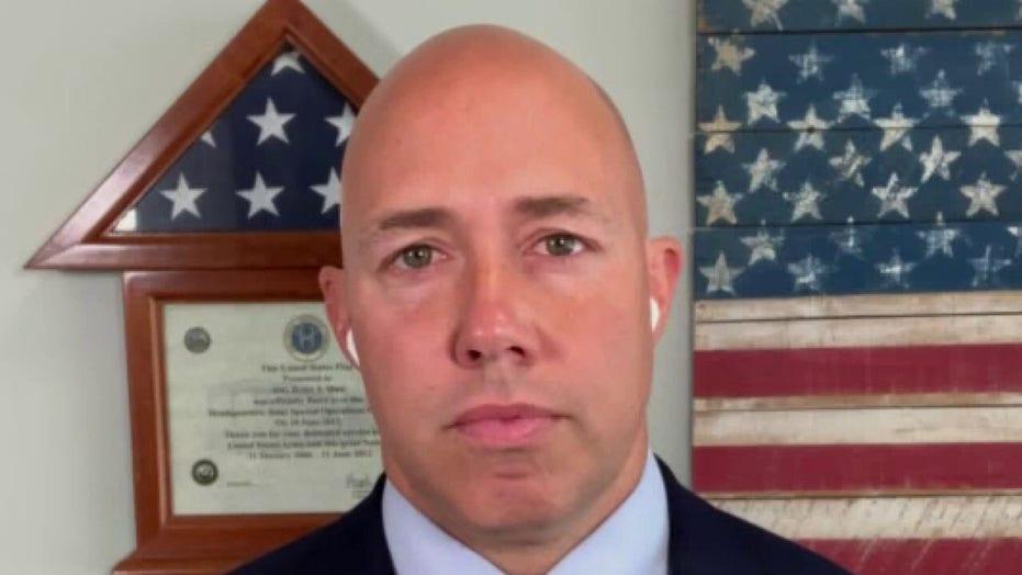Rep. Brian Mast on 'Faulkner Focus': Biden admin created 'an Afghanistan hostage crisis'